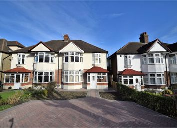 Thumbnail 4 bedroom semi-detached house to rent in Pollards Hill East, London