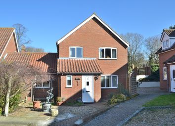 Thumbnail 3 bed link-detached house for sale in Constable Court, Harleston