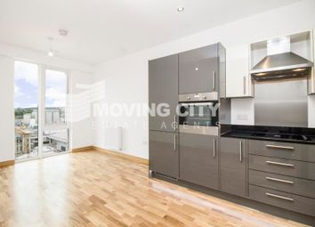 Thumbnail 1 bed flat to rent in Elliot Lodge, North Greenwich