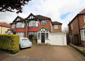 Thumbnail 4 bed semi-detached house for sale in Manor Way, Harrow