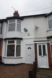 Thumbnail 2 bed terraced house to rent in Station Road, Ratby, Leicester.