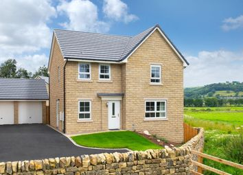 """Thumbnail 4 bed detached house for sale in """"Radleigh"""" at Grange Road, Golcar, Huddersfield"""