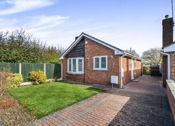 Thumbnail 2 bed bungalow for sale in Hereford Avenue, Mansfield Woodhouse, Mansfield, Nottinghamshire