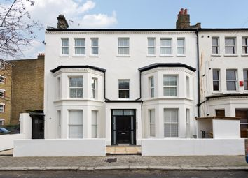 Thumbnail 3 bedroom flat to rent in Alderbrook Road, Clapham South, London