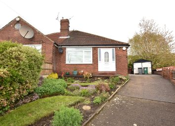 Thumbnail 2 bed semi-detached bungalow to rent in Eden Walk, Kirkstall, Leeds