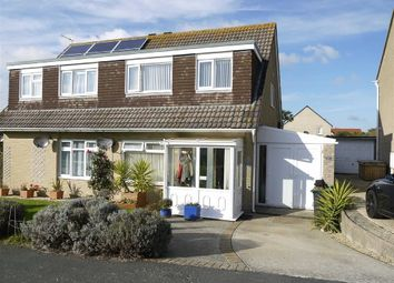 Thumbnail 3 bed semi-detached house for sale in Corfe Road, Weymouth