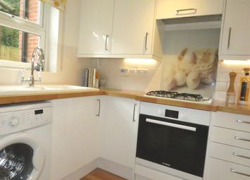 Thumbnail 2 bedroom terraced house for sale in Trinity Close, Wellington