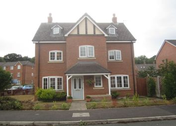 Thumbnail 5 bed detached house for sale in Williamson Drive, Nantwich