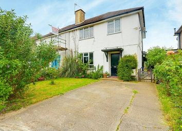 Thumbnail 4 bed semi-detached house for sale in Carnarvon Drive, Hayes