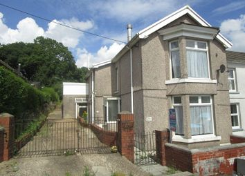 Thumbnail 3 bedroom semi-detached house for sale in 79 Alltygrug Road, Ystalyfera, Swansea.