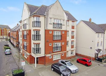 Thumbnail 1 bed flat for sale in Sir John Fogge Avenue, Ashford