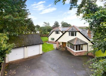 Thumbnail 6 bed detached house for sale in West Hill, Exeter, Devon
