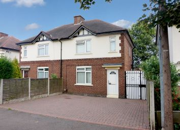 Thumbnail 3 bed semi-detached house for sale in Rene Road, Tamworth