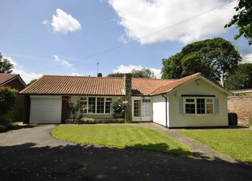 Thumbnail 3 bed detached bungalow to rent in Old Bawtry Road, Finningley, Doncaster