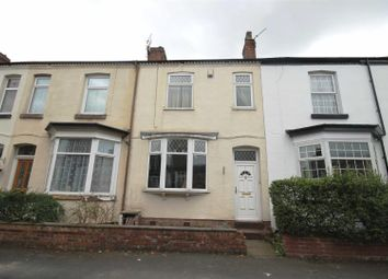 Thumbnail 3 bed terraced house for sale in Barton Avenue, Urmston, Manchester