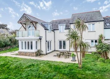 Thumbnail 5 bed link-detached house for sale in Higher Trewidden Road, St Ives, Cornwall
