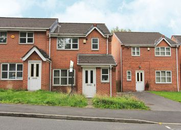 Thumbnail 3 bedroom terraced house for sale in Silchester Drive, Manchester