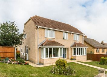 Thumbnail 4 bedroom detached house for sale in Painters Lane, Sutton, Ely, Cambs