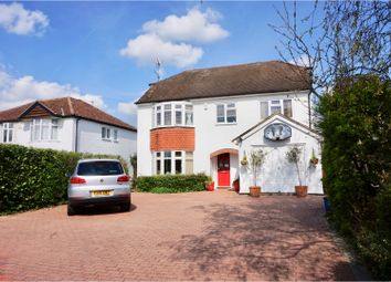 Thumbnail 5 bedroom detached house for sale in Parsonage Lane, Bishop's Stortford