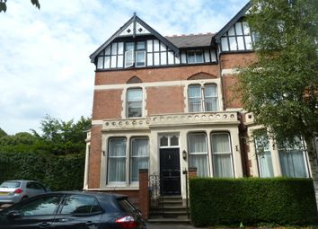 Thumbnail 2 bed flat to rent in Sandown Road, Stoneygate, Leicester