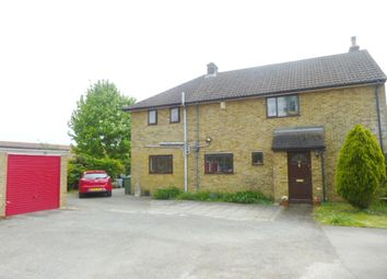 Thumbnail 4 bed detached house for sale in Brook Road, Bassingbourn, Royston