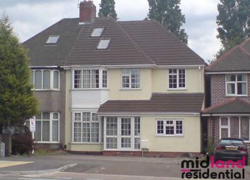 Thumbnail 6 bed semi-detached house for sale in Walsall Road, Great Barr