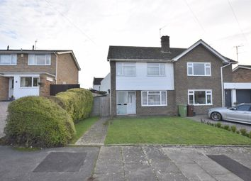 Thumbnail 3 bed semi-detached house for sale in Southgate Drive, Cheltenham, Gloucestershire