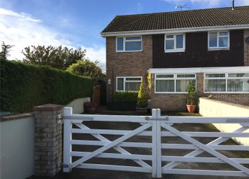 Thumbnail 3 bed semi-detached house for sale in North Road, Broadwell, Coleford, Gloucestershire