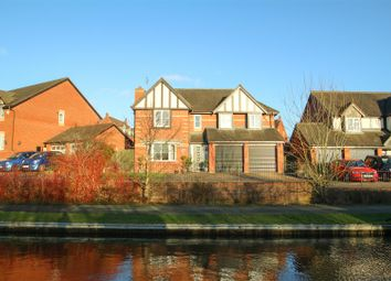 Thumbnail 5 bed detached house for sale in Barnton Edge, Stone