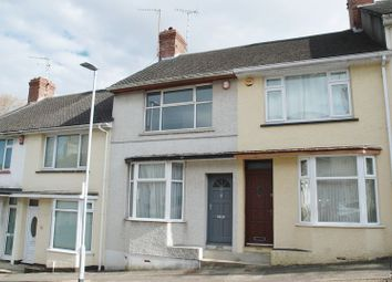 Thumbnail 2 bed terraced house to rent in Glenmore Avenue, Plymouth