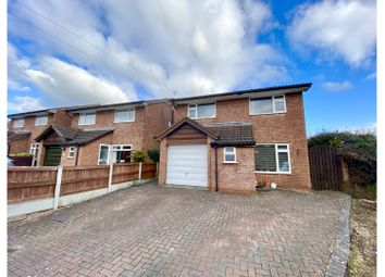 4 bed detached house for sale in Cledwen Drive, Mold CH7