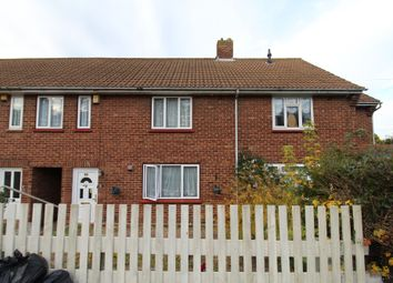 Thumbnail 3 bed terraced house for sale in Eden Avenue, Chatham, Kent