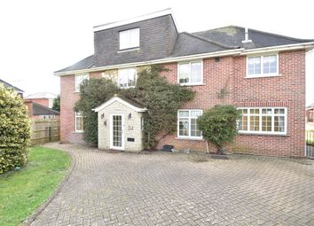 Thumbnail 4 bed detached house to rent in Sellwood Road, Netley Abbey, Southampton