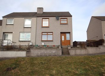 Thumbnail 3 bed end terrace house for sale in Rinnes Place, Dufftown