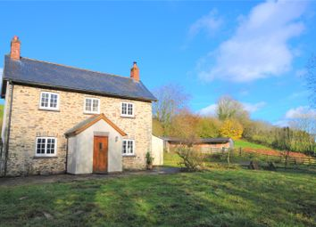 Thumbnail 4 bed detached house for sale in Brompton Regis, Dulverton, Somerset