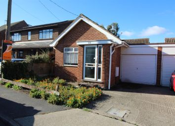 Thumbnail 1 bed detached bungalow for sale in Church Parade, Canvey Island