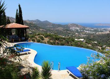 Thumbnail 5 bed villa for sale in Yalikavak, Bodrum, Aydın, Aegean, Turkey