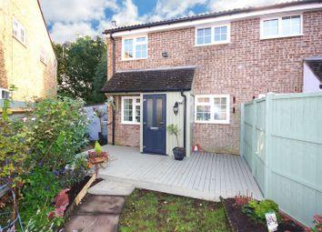 Thumbnail 1 bed end terrace house for sale in Ridgehurst Drive, Horsham