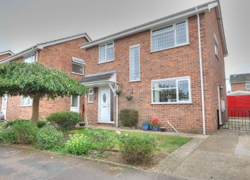 Thumbnail 4 bed detached house for sale in Woodyard Close, Norwich