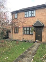 Thumbnail 1 bed end terrace house for sale in Wessex Walk, Westbury
