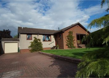 Thumbnail 4 bed bungalow for sale in Pitfour Place, Kirkcaldy