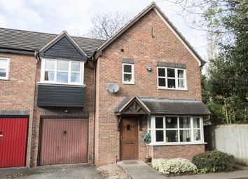 Thumbnail 3 bed end terrace house for sale in Chester Gardens, Sutton Coldfield