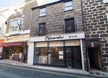 Thumbnail Commercial property for sale in High Street, Pwllheli