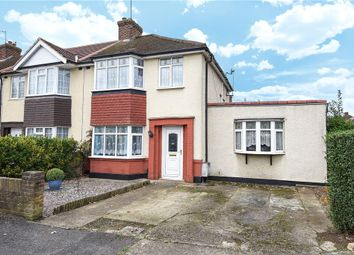 Thumbnail 3 bed end terrace house for sale in Lea Crescent, Ruislip, Middlesex