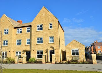 Thumbnail 4 bedroom town house for sale in Langton Walk, Stamford