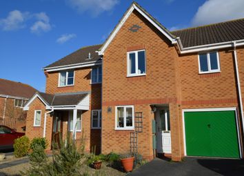 Thumbnail 3 bed terraced house for sale in Burnet Close, Melksham