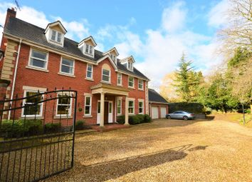 Thumbnail 5 bed detached house to rent in Elms Road, Stoneygate, Leicester