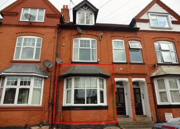Thumbnail 1 bed flat for sale in Flat 1, 15 Glenfield Road, Leicester