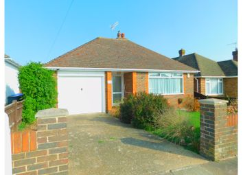 Thumbnail 2 bed detached bungalow for sale in Exmoor Crescent, Worthing