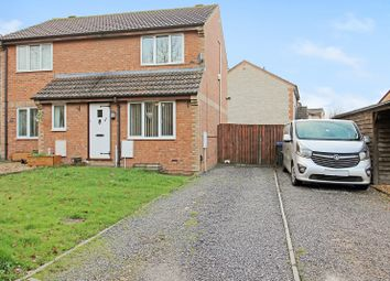 Thumbnail 2 bed semi-detached house for sale in Pintail Way, Westbury